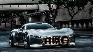 Mercedes-Benz Vision Gran Turismo Concept (II)