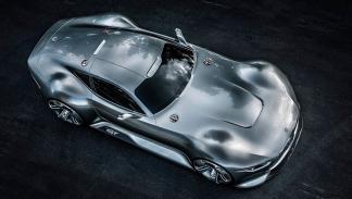 Mercedes-Benz Vision Gran Turismo Concept (IV)