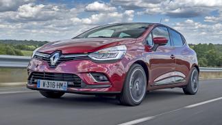 El el nuevo Renault Clio aparecen nuevos colores y diseños de llantas
