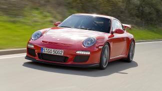 Porsche 911 GT3 (997) - 7 minutos y 40 segundos