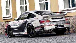 Porsche 911 Status Design trasera preparacion