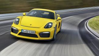 Porsche Cayman GT4 - 7 minutos y 42 segundos