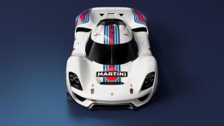 Porsche Le Mans, render (II)