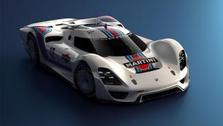 Porsche Le Mans, render (III)