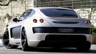 Porsche Panamera Gemballa Mistral trasera