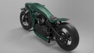 Render Harley Davidson (III)