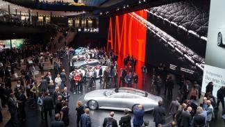 Salón de Frankfurt mercedes mejores salones automóvil
