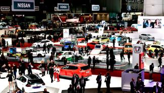 Salón de Ginebra mejores salones mundo automovil