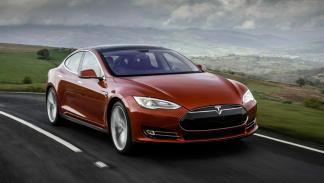 Tesla Model S con Autopilot