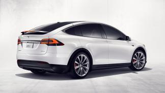 Tesla Model X (II)