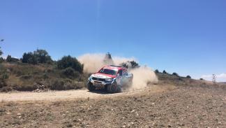 Toyota Hilux Nani Roma Baja Aragón (IV)