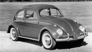 Volkswagen Beetle frontal harrison clasico famosos