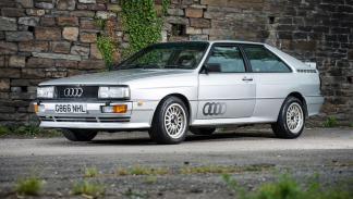 1990 Audi Quattro