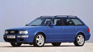 Audi RS2 familiar avant deportivo radical
