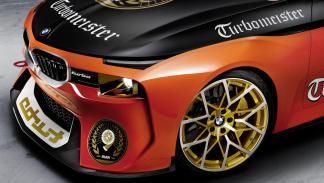 BMW 2002 Hommage Pebble Beach Motorsport concept car combinación colores