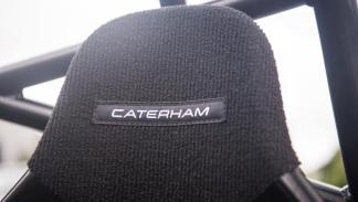 El Caterham Seven 310R, al detalle