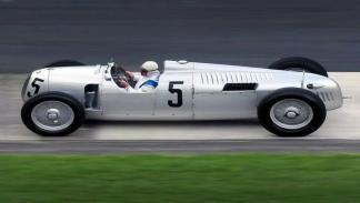 Auto Union C Type Bernie Ecclestone