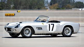 Ferrari 250 GT California LWB Alloy Spider de 1959 - 18.150.000 dólares