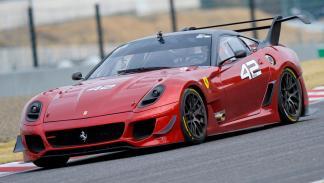 Ferrari 599XX Evoluzione – 2011