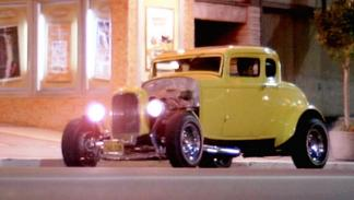 Ford Deuce Coupe - American Grafitti