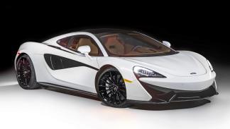 McLaren 570GT MSO deportivo lujo Special Operations exclusivo