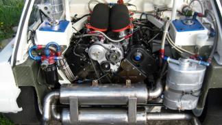 MG Metro 6R4 de Colin McRae