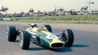 Los monoplazas más sexys de la F1: el Lotus 49