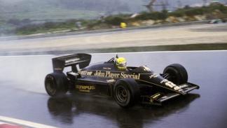 Los monoplazas más sexys de la F1: el Lotus 97T