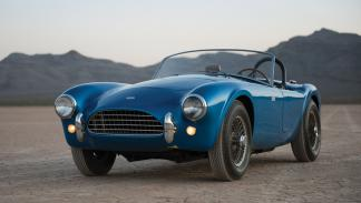 Shelby Cobra 260 Roadster de 1962 - 13.750.000 dólares