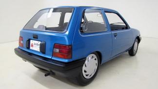 Un Suzuki Swift de 954 CV