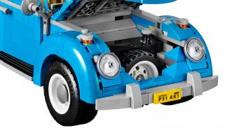 VW Beetle Lego (II)