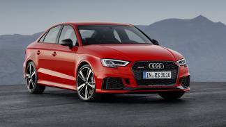 Audi RS3 Sedan delantera