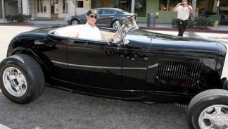 Los coches de Sylvester Stallone: Ford Roadster 1932