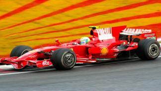 Felipe Massa pierde el mundial de 2008 en el GP de Brasil por un punto y en el último momento de la carrera
