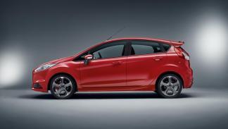 Ford Fiesta ST de cinco puertas