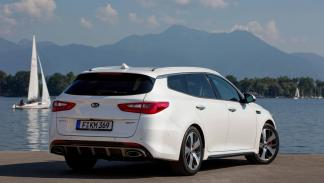 Kia Optima GT (II)