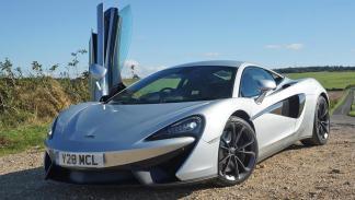McLaren 540C: ¡así es!