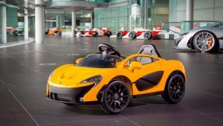 McLaren P1 eléctrico de juguete (I)