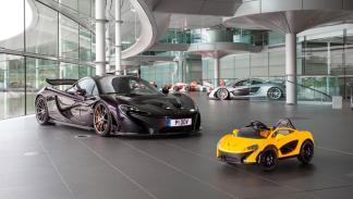 McLaren P1 eléctrico de juguete (III)