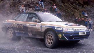Los mejores coches de Colin McRae - Subaru Legacy