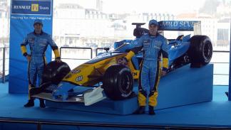 Los monoplazas de Fernando Alonso en la F1: Renault R23