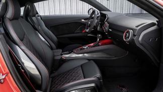 El nuevo Audi TTRS Coupé, bajo la lupa