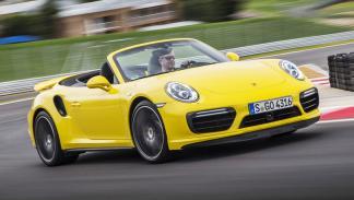 Par motor - Porsche 911 Turbo Cabriolet