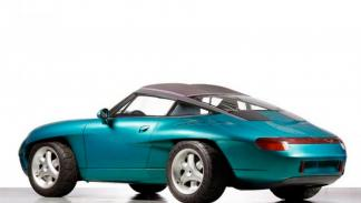 Porsche Panamericana concept (III)