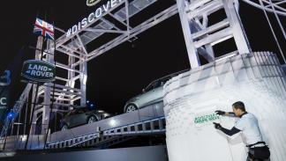 Presentación Land Rover Discovery 2017 (III)