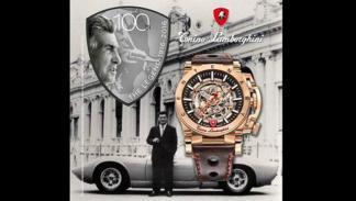 Reloj homenaje al primer centenario del nacimiento de Ferruccio Lamborghini (I)