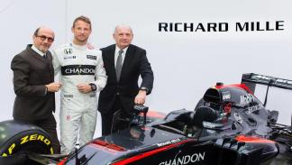 Richard Mille y McLaren: una pareja de lujo