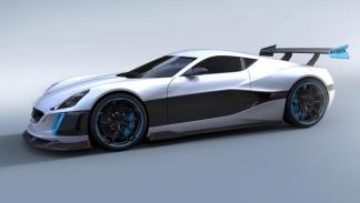 Rimac Concept S – 1.400 CV
