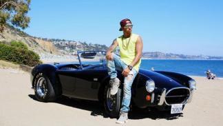 El Shelby Cobra de Lewis Hamilton
