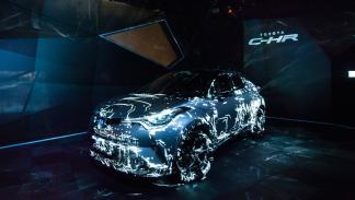 Toyota CH-R Launch Edition (II)